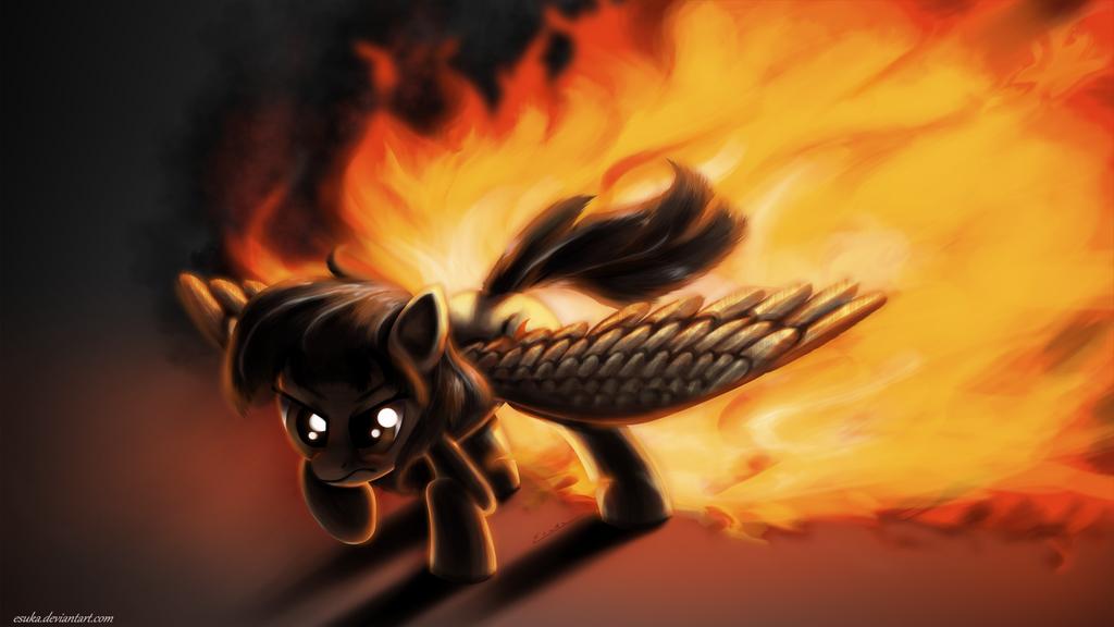 Firestorm by Esuka