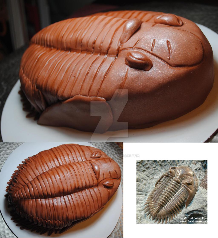 Trilobite by HaileesSweets