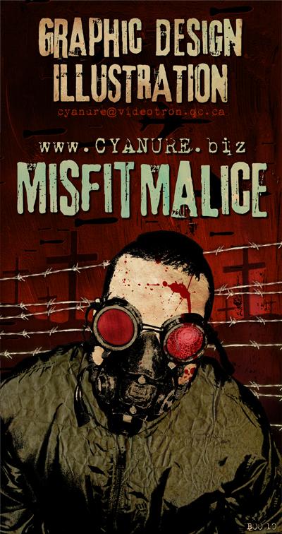 Cyanure ID by misfitmalice