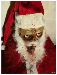 Santa Claus is dead! by misfitmalice