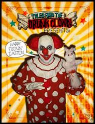 Easter Clown by misfitmalice