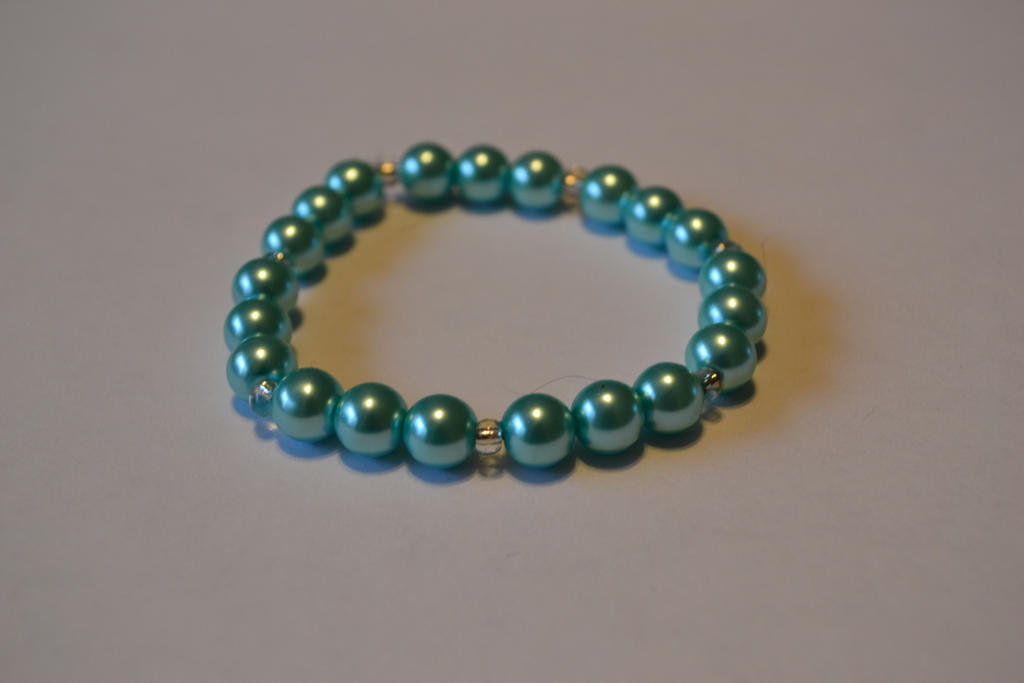 Tourrettes Syndrome Awareness Bracelet (FOR SALE) by Honoro