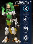 Overwatch Oc - Chameleon