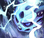 Ice Beam by Mossygator