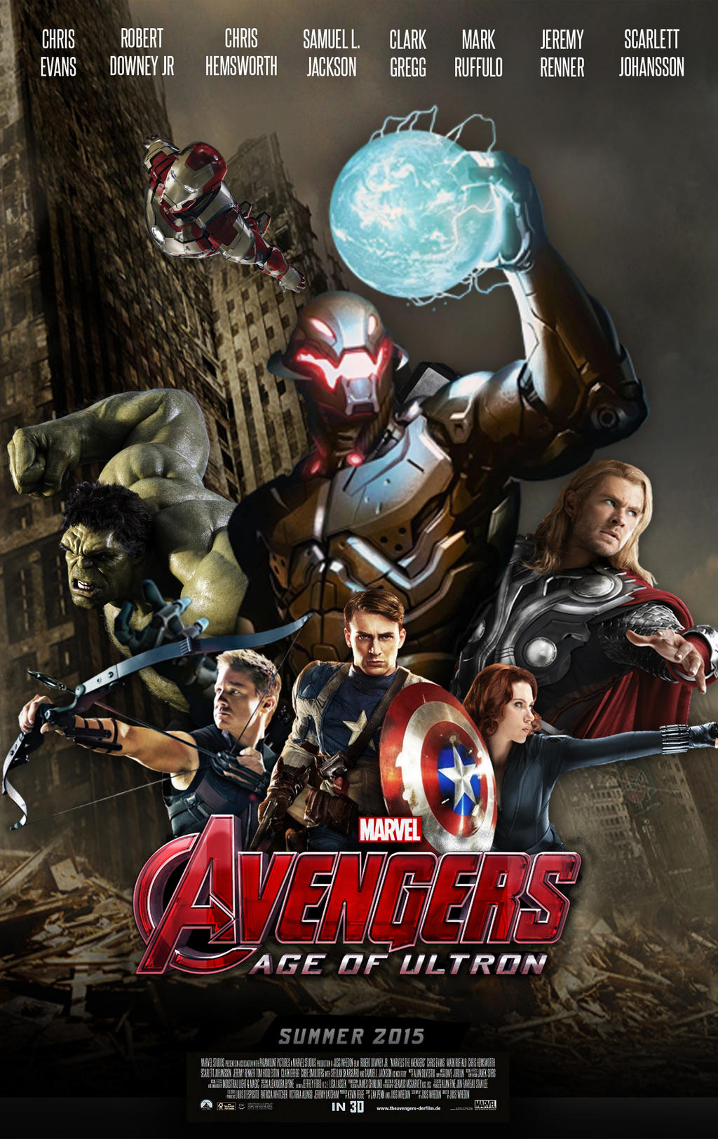 Avengers Age Of Ultron By Iloegbunam On Deviantart: Age Of Ultron By Littlemissromanoff On DeviantArt
