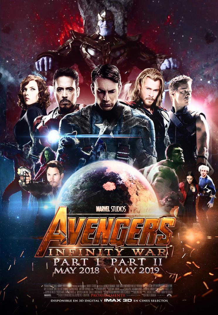 avengers 3: infinity war by littlemissromanoff on deviantart