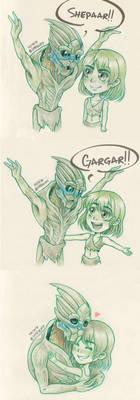 Gargar and Shepaar