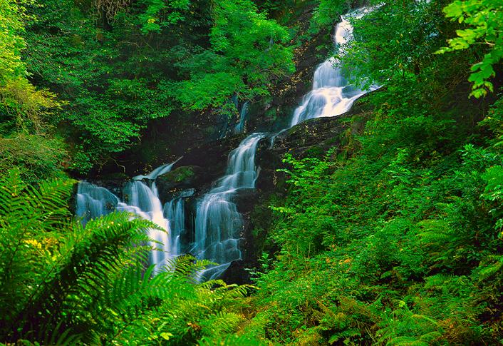 Torc Waterfalls by LLr0cks