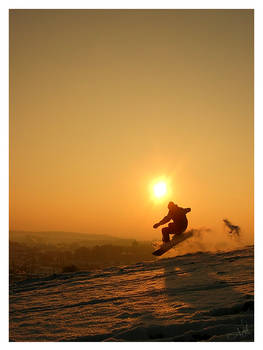 Snowboard Session