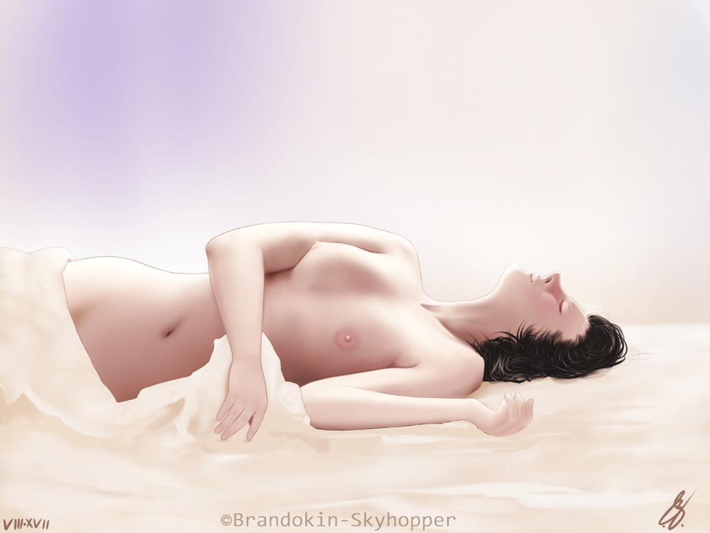 Asleep II by Brandokin-Skyhopper