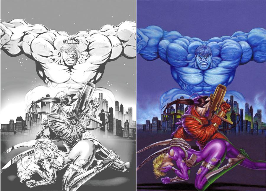 mixed heros by skillman