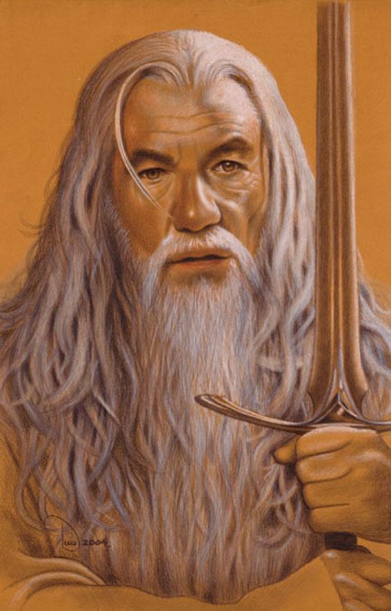 Gandalf by skillman
