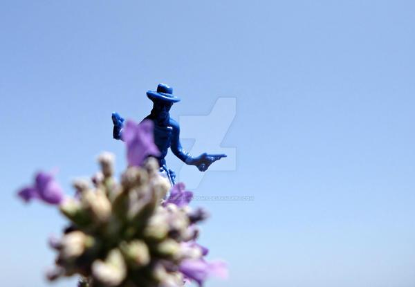 Lavender Sky Rider by PowerShadowX