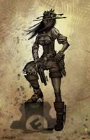 steampunk 008 by FROSTconcepts