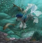 Azol'Amath Carnival ''Dangerous waters'' by SofiesDrawings
