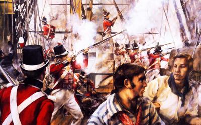 Wallpaper: Battle by xpirateobsessedx