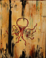 nuclear jellyfish by HippoAttackVictim