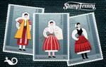Romanian Folk Costumes