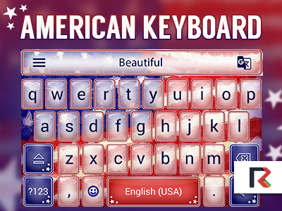 American Keyboard by InterGrapher