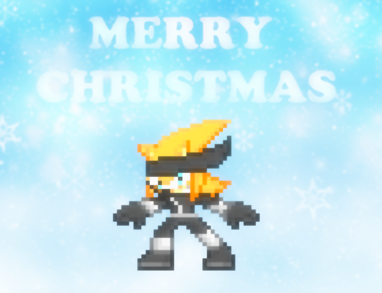 Merry Christmas by leothehedgehog071000