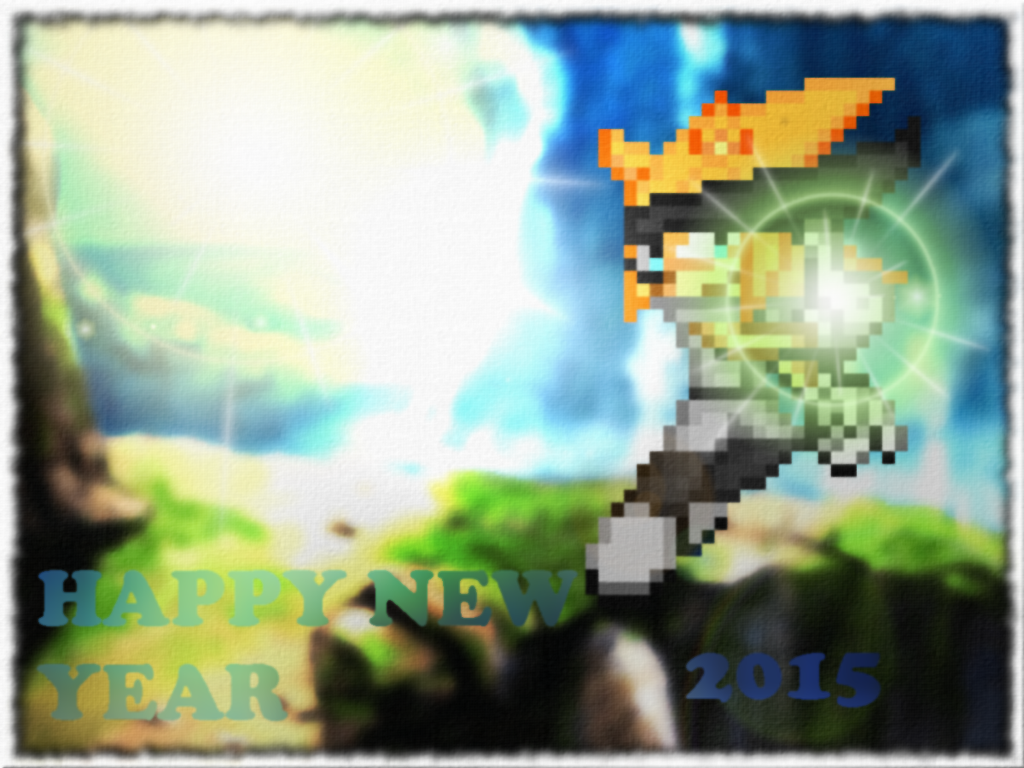 ~Happy New Year~ by leothehedgehog071000