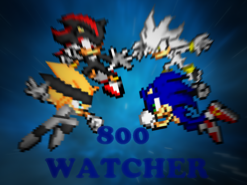 .:800 Watcher:. by leothehedgehog071000