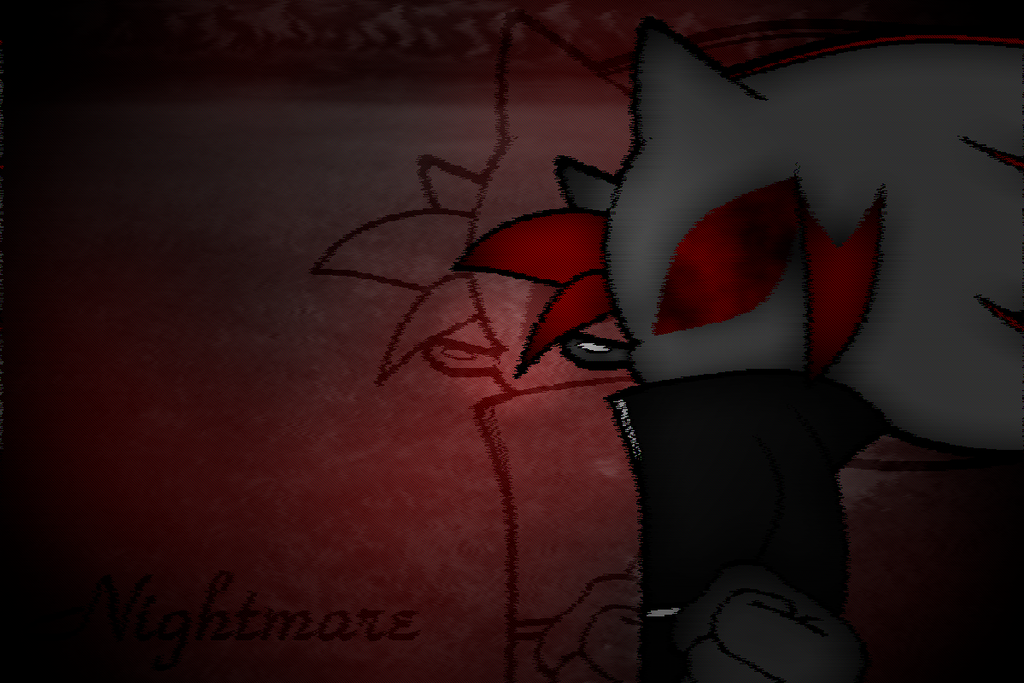 Nightmare wallpaper by leothehedgehog071000