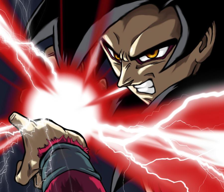 Goku SSJ4 by Tomycallejeros on DeviantArt