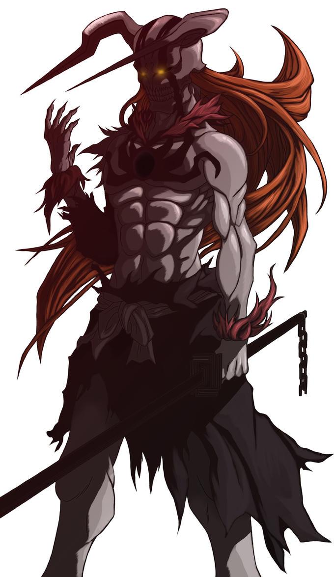Ichigo Vasto Lorde by Tomycallejeros on DeviantArt