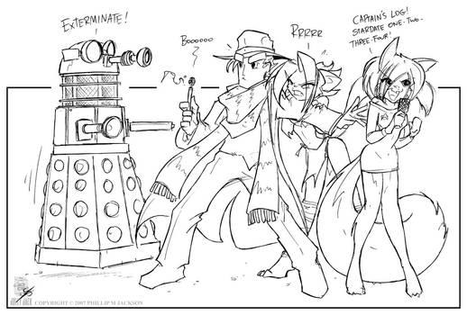 SA Doctor Who