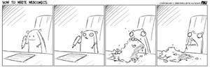 How to write Webcomics.