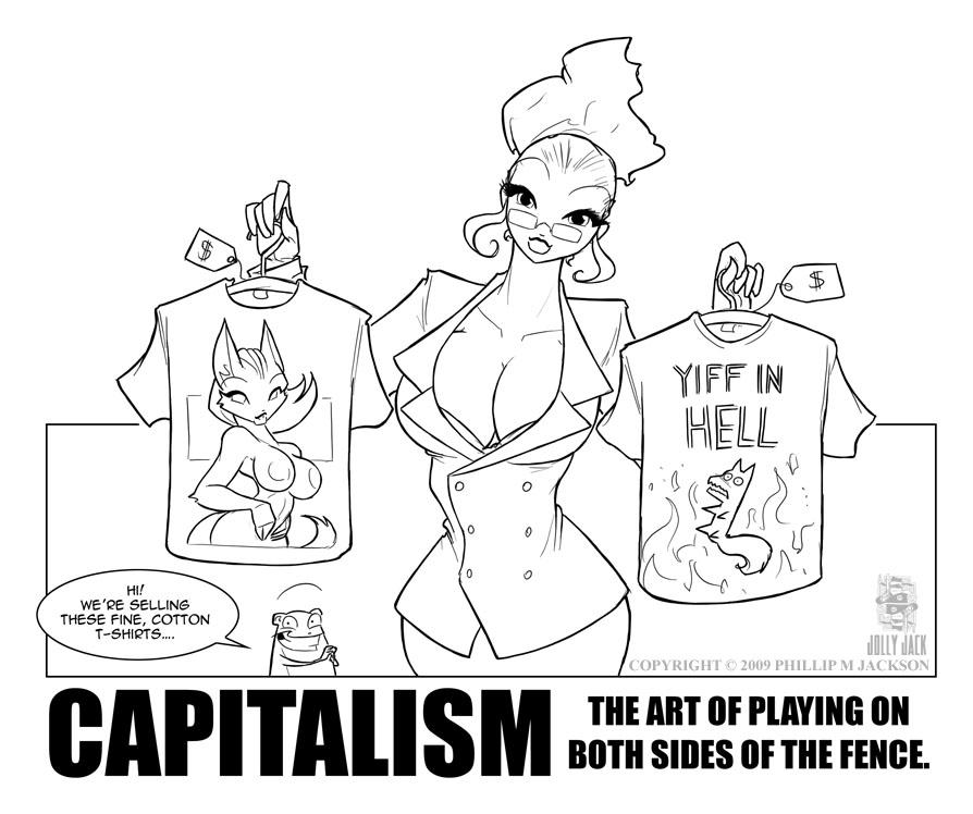 Capitalism by jollyjack