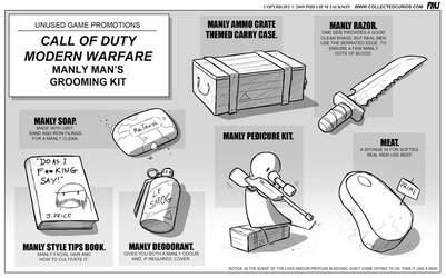 UGP - Modern Warfare by jollyjack