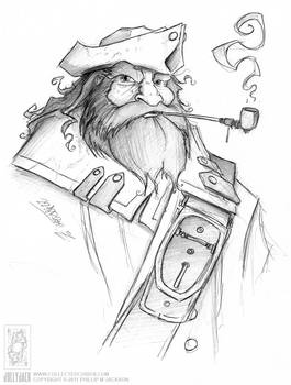 Pirate and Pipe