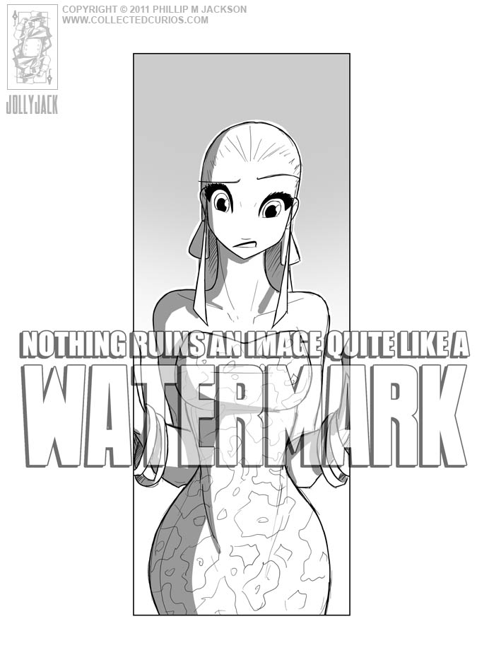 Watermark by jollyjack