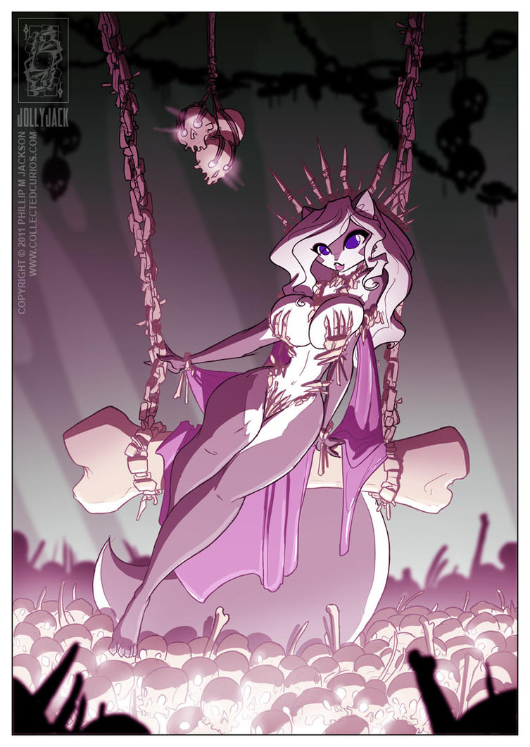 The Bone Queen by jollyjack