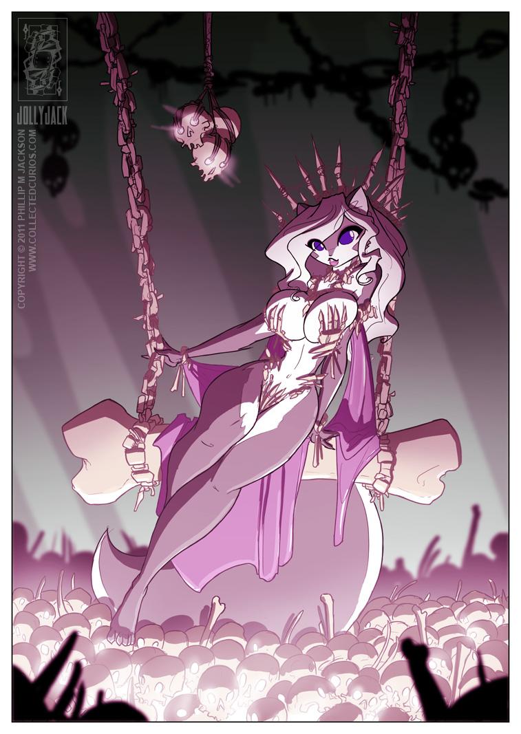 The Bone Queen by jollyjack