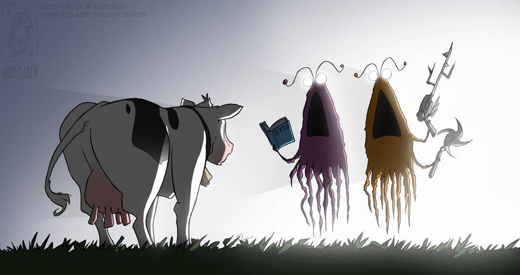 yipyipyipyip.......cow. by jollyjack