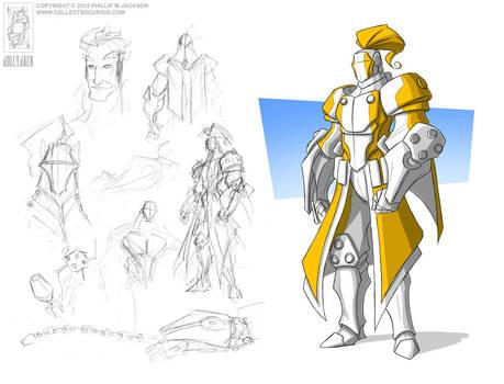 The Gallant Knight