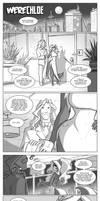 Were-Chloe (The Comic) by jollyjack