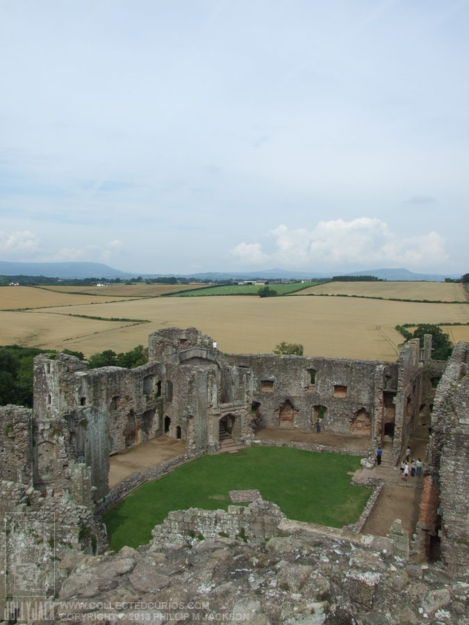 Raglan Castle 08 by jollyjack