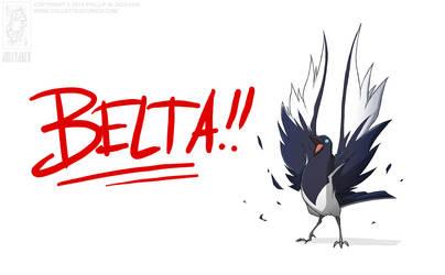 BELTA! by jollyjack
