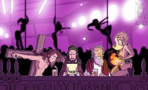 3 Prophets Walk Into A Bar