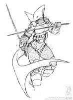 Demoncon 09 Shark Ninja by jollyjack
