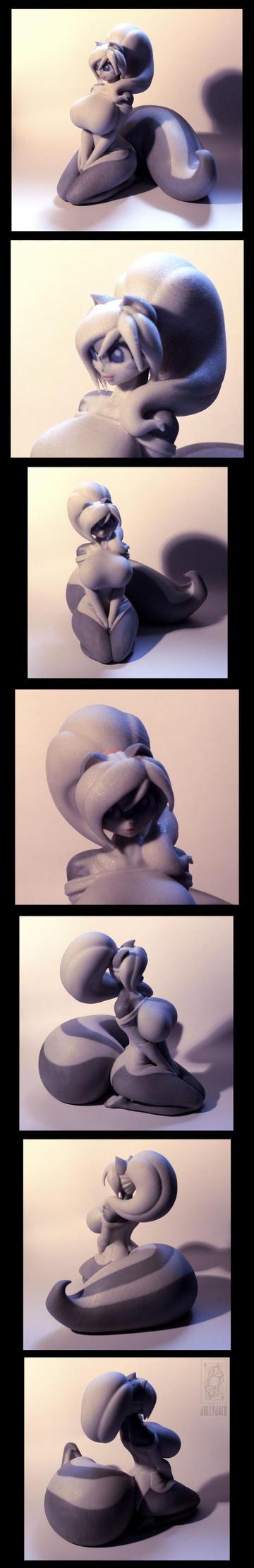 Chloe Figure by jollyjack