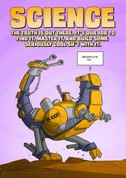 Science War Machine by jollyjack