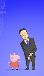 Pig-Gate by jollyjack