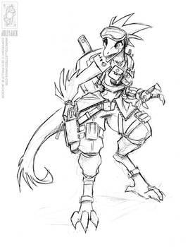 Demoncon 11 - Lizard Lady