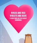 Hamster Valentine 2016
