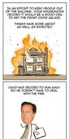 Burning Down The House by jollyjack